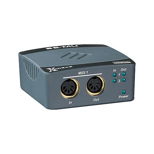 E-mu XMIDI 2X2 V3 USB MIDI Interface-thumbnail