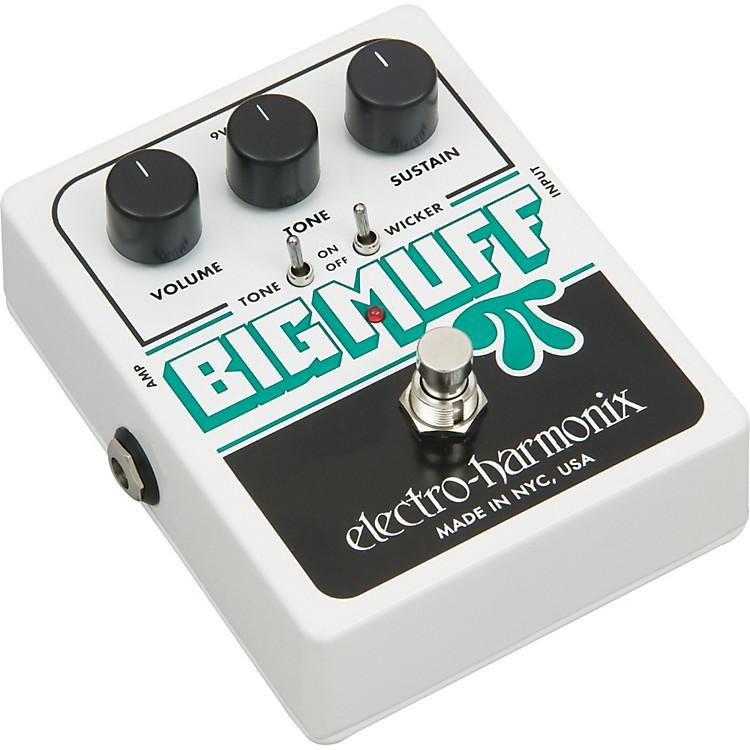 Electro-HarmonixXO Big Muff Pi with Tone Wicker Distortion Guitar Effects Pedal