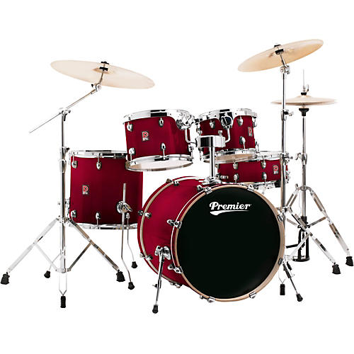 Premier XPK Modern Rock 22 Lacquer 5-Piece Shell Pack