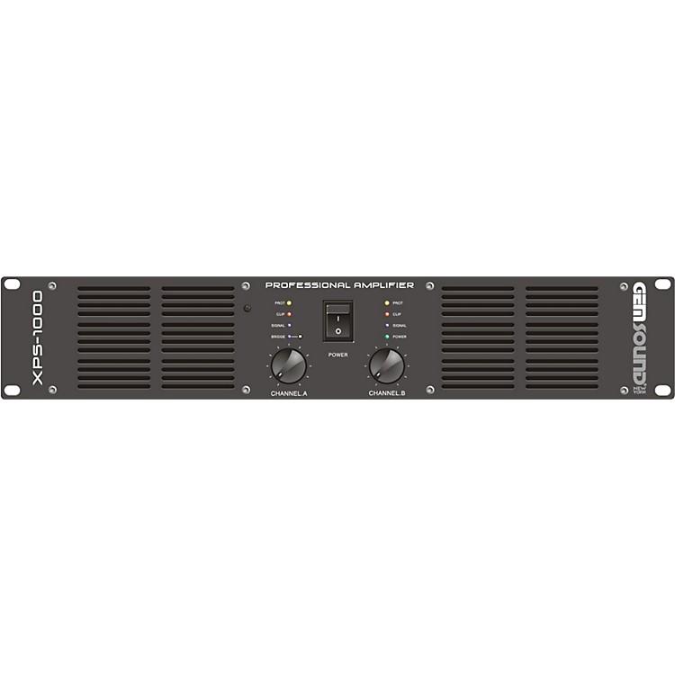 Gem SoundXPS 1000 Power Amplifier