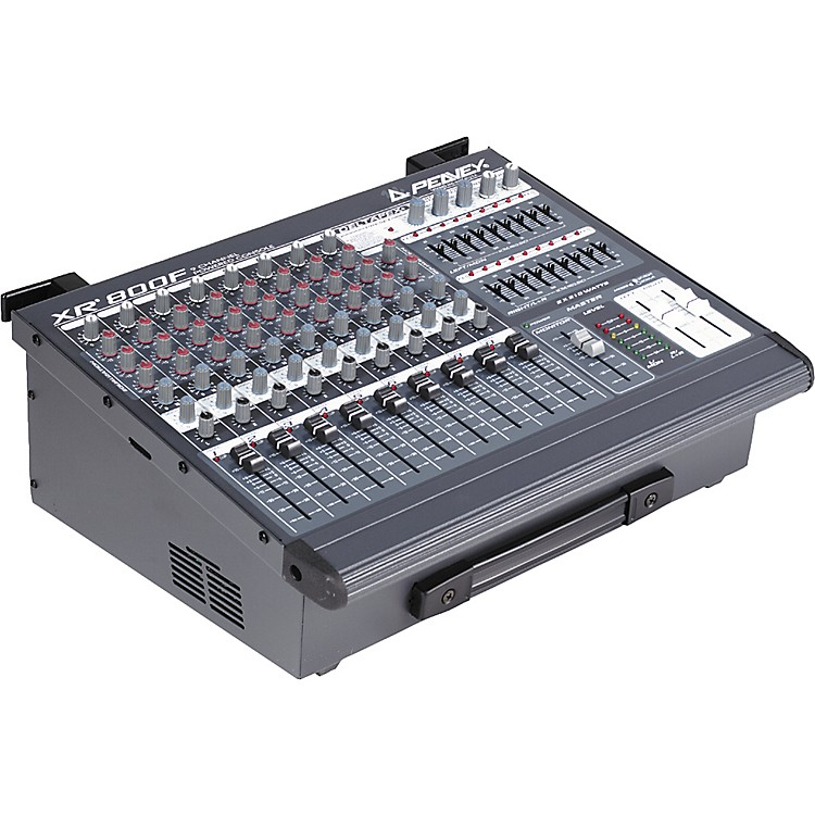 Peavey XR 800F Plus Powered Mixer