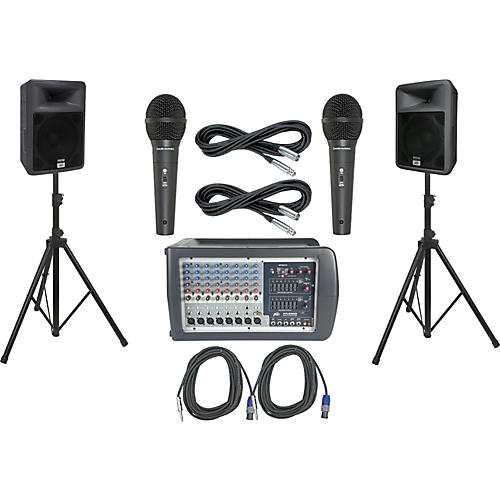 Peavey XR 8300 / PR 12 PA Package
