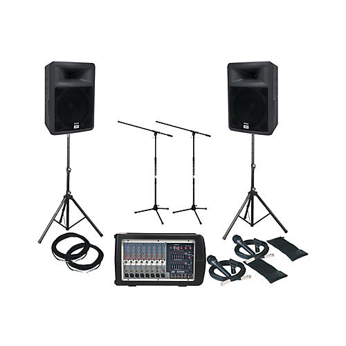 Peavey XR 8300 / PR 15 PA Package
