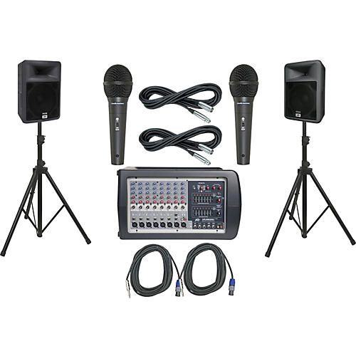 Peavey XR 8600D / PR 12 PA Package