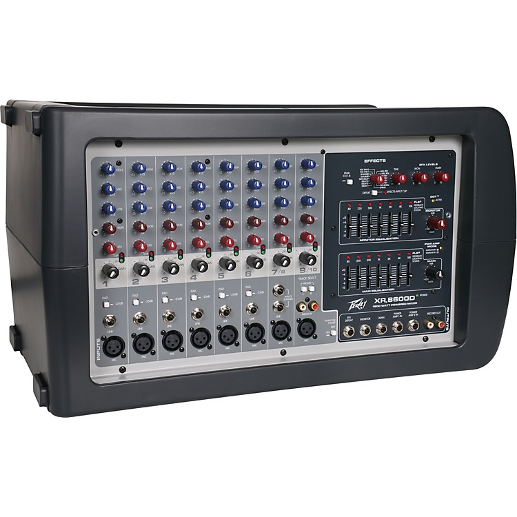 Peavey XR 8600D Class D Powered Mixer