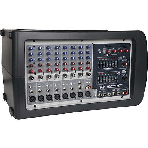 Peavey XR 8600D Powered Mixer