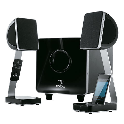 FOCAL XS 2.1 Satellittes + Subwoofer Speaker System