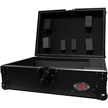 ProX XS-CD ATA-Style Flight Road Case for Large-Format CD and Media Player Black