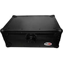 ProX XS-DJMS9LT ATA Style Flight Road Case with Sliding Laptop Shelf for Pioneer DJM-S9 Mixer Black