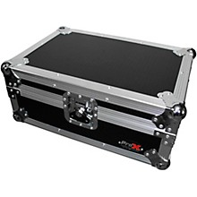 ProX XS-M10 ATA Style Flight Road Case for 10 in. DJ Mixer Black/Chrome