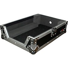 ProX XS-M12 Universal ATA Style Flight Road Case for 12 in. DJ Mixer Black/Chrome
