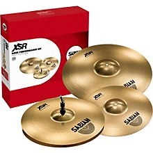 Sabian XSR Rock Performance Set Cymbals