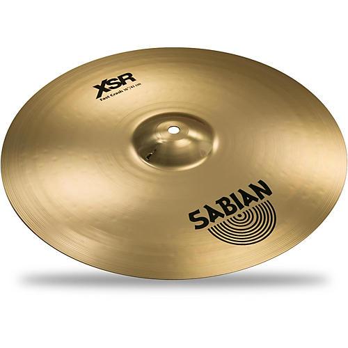 Sabian XSR Series Fast Crash Cymbal-thumbnail