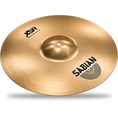 Sabian XSR Series Rock Crash Cymbal 16 in.