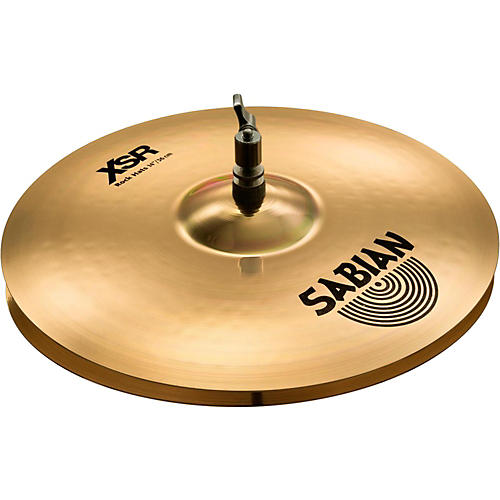 Sabian XSR Series Rock Hi-Hat Cymbal Pair 14 in.