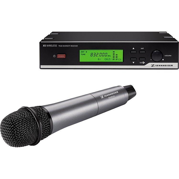 SennheiserXSW 35-A Wireless Handheld Vocal SetB