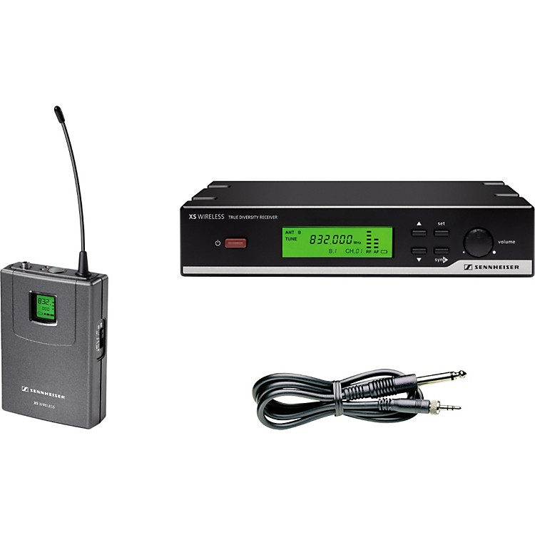 SennheiserXSW 72-A Wireless Instrument SetB