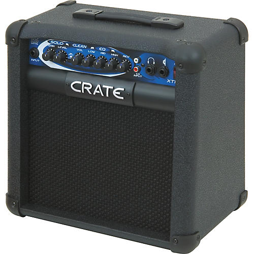 crate xt15r 15w guitar combo amp musician 39 s friend. Black Bedroom Furniture Sets. Home Design Ideas
