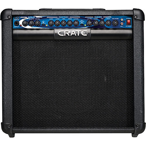 crate xt65r 65w guitar combo amp musician 39 s friend. Black Bedroom Furniture Sets. Home Design Ideas