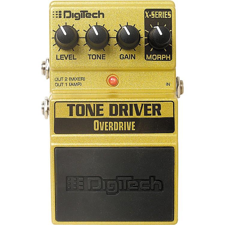 DigiTechXTD Tone Driver Overdrive Pedal