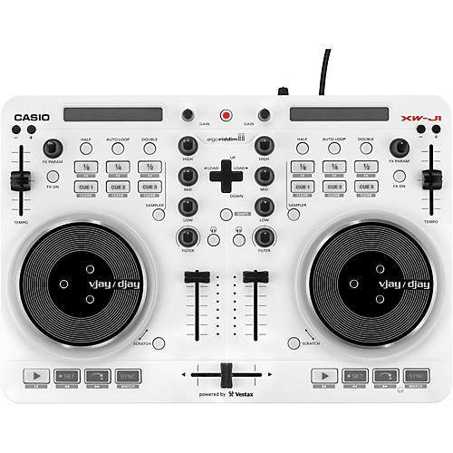 Casio XW-J1 VJ / DJ Controller-thumbnail