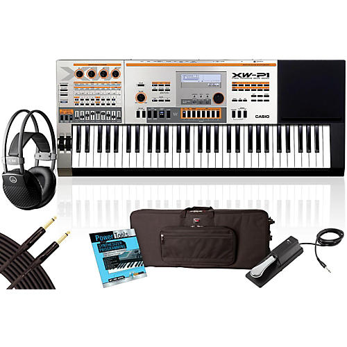 Casio XW-P1 Synth Package-thumbnail