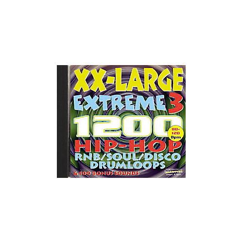 EastWest XX-Large Extreme 3/Hip-Hop CD Audio