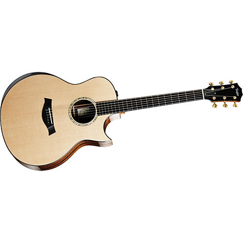Taylor XXXV-GS-M Macassar Grand Symphony 35th Anniversary Acoustic-Electric Guitar