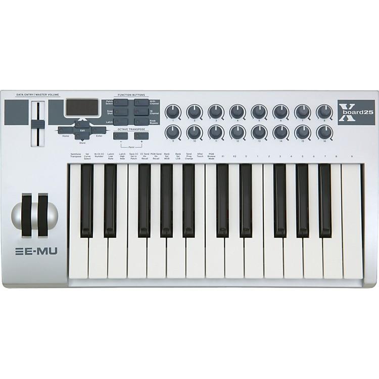 E-MuXboard 25 USB MIDI Controller