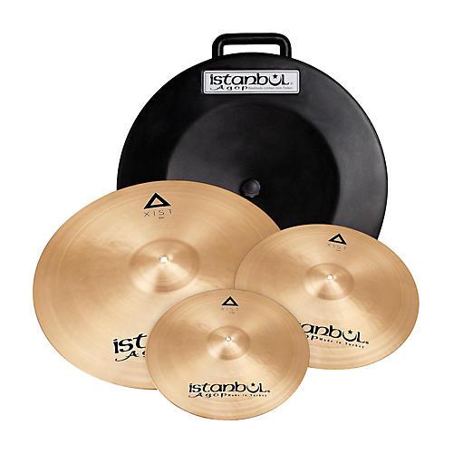 Istanbul Agop Xist Cymbal Set-thumbnail