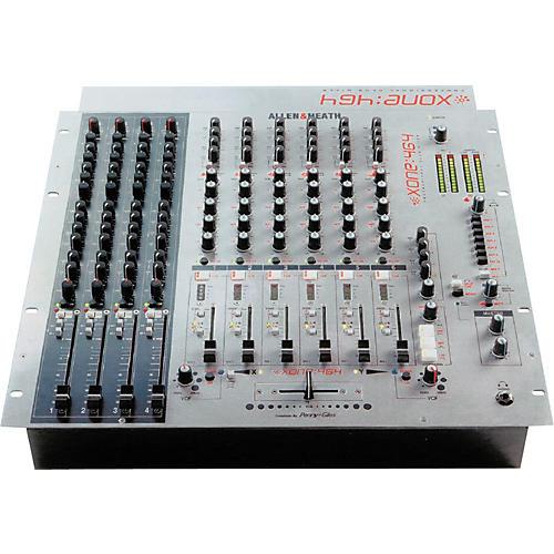 Allen & Heath Xone 464 16-Input Pro Club DJ Mixer