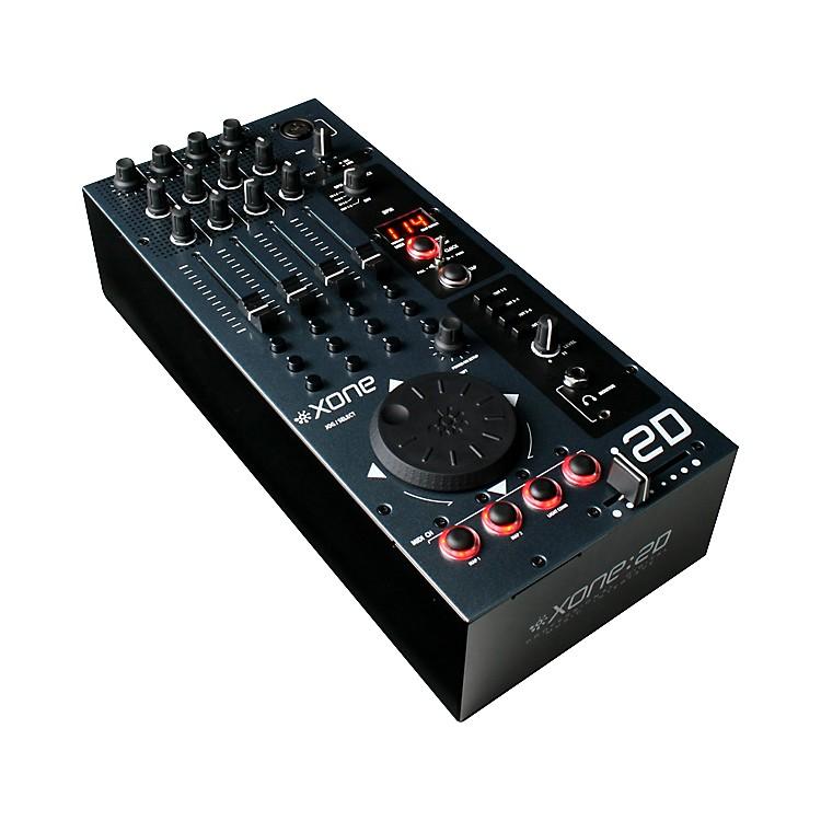 Allen & HeathXone:2D USB Audio Interface and DJ Controller