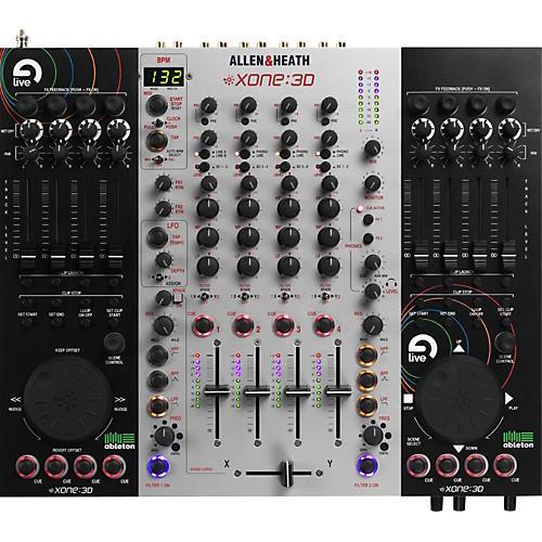 Allen & Heath Xone:3D Universal DJ Controller