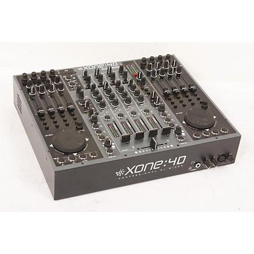 Allen & Heath Xone:4D - USB Audio Interface and DJ Controller-thumbnail
