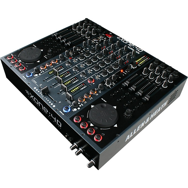 Allen & Heath Xone:4D - USB Audio Interface and DJ Controller