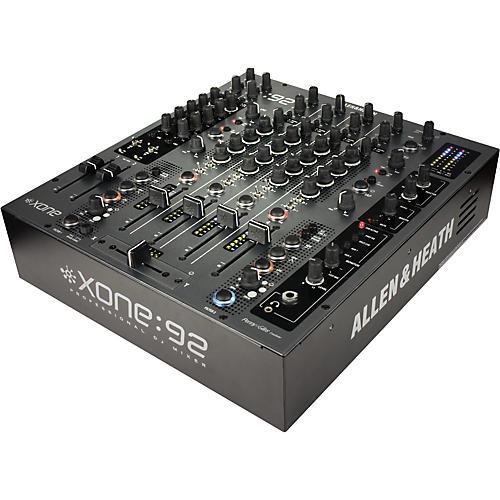 Allen & Heath Xone:92 Fader DJ Mixer