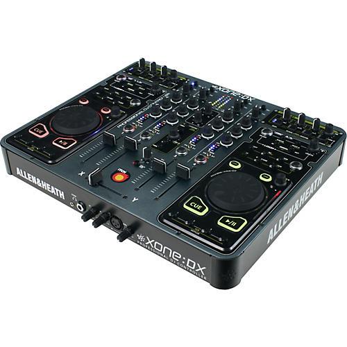 Allen & Heath Xone:DX USB MIDI Controller with Serato Itch