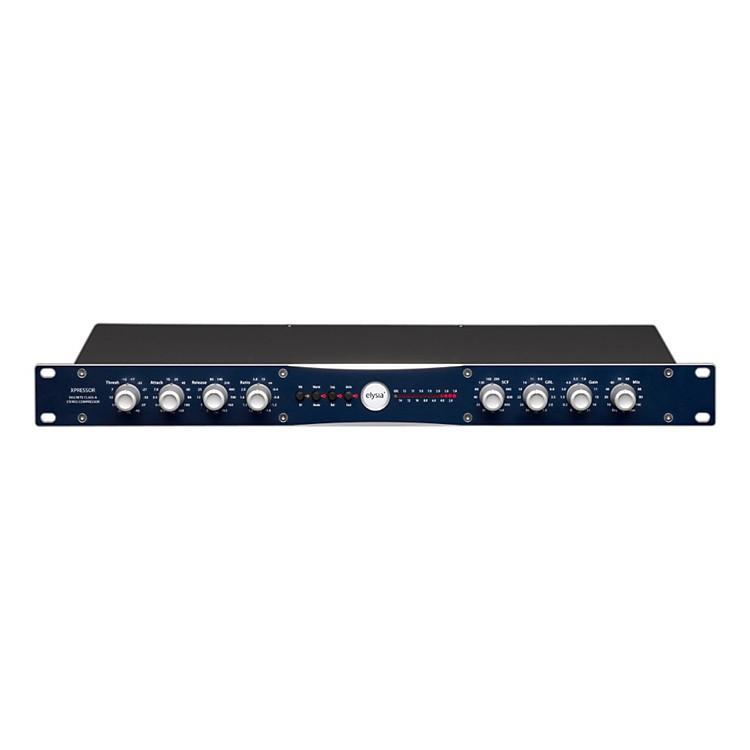 ElysiaXpressor Discrete Class A Stereo Buss Compressor