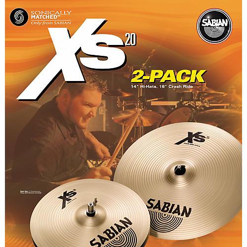 Sabian Xs20 2-Pack - 14