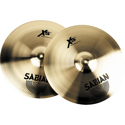 Sabian Xs20 Concert Band Cymbal Pair 20 in.