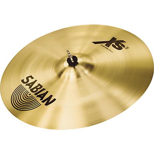 Sabian Xs20 Crash/Ride Cymbal, Brilliant 18