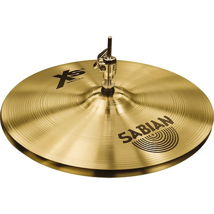 SabianXs20 Hi-Hat Cymbals14