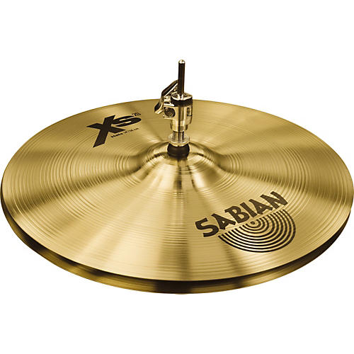 Sabian Xs20 Medium Hi-hat Cymbals, Brilliant