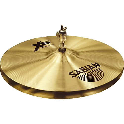 Sabian Xs20 Rock Hi-hat Cymbals, Brilliant