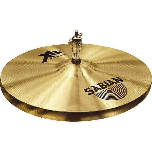 Sabian Xs20 Rock Hi-hat Cymbals, Brilliant 14