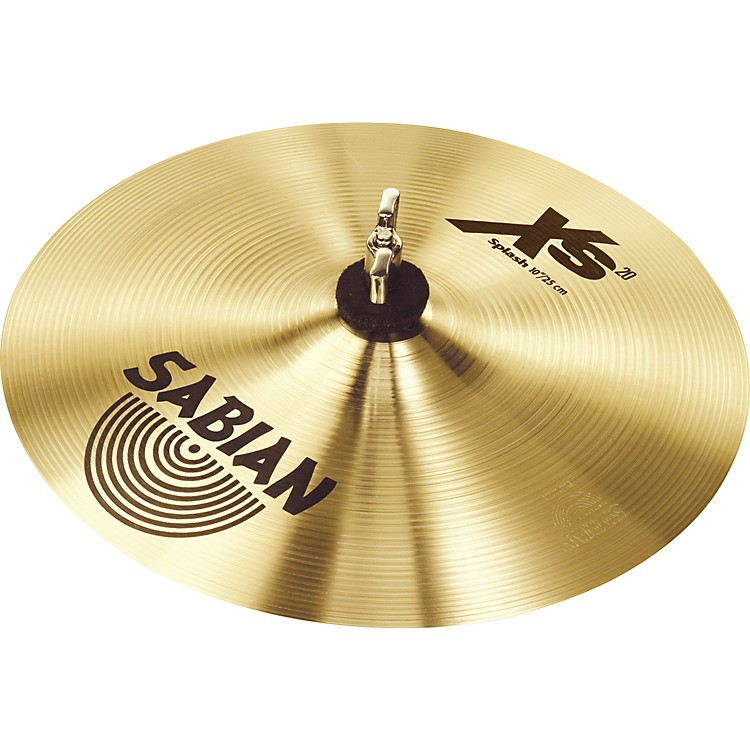 Sabian Xs20 Splash, Brilliant 10
