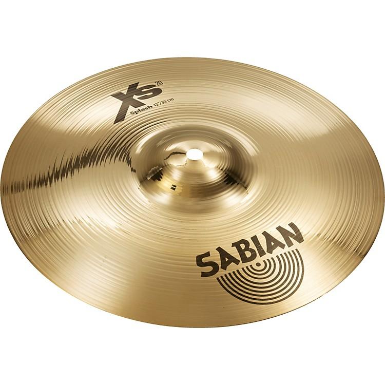 SabianXs20 Splash, Brilliant12