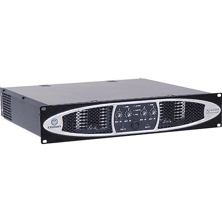 CrownXs4300 4-Channel Power Amp