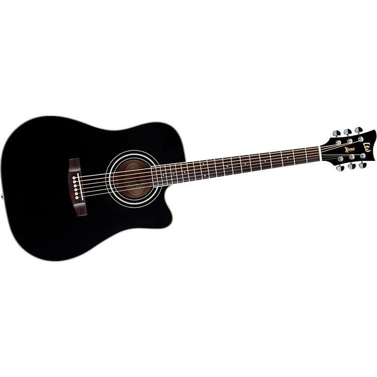 ESPXtone DC-5E Cutaway Acoustic-Electric Guitar