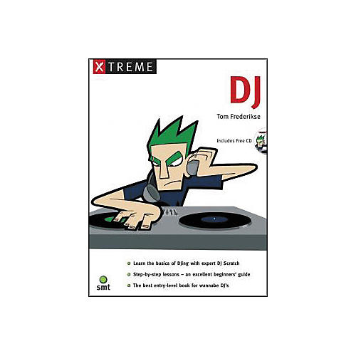 Sanctuary Xtreme DJ Method (Book/CD)